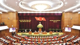 Ngày làm việc thứ 2 Hội nghị lần thứ 12 Ban Chấp hành Trung ương Đảng khóa XII