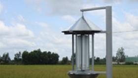 Xây dựng hệ thống giám sát côn trùng thông minh