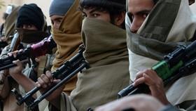 Các tay súng Taliban. Ảnh: AFP
