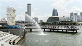 Trung tâm tài chính của Singapore có nguy cơ bị ngập
