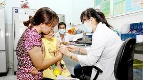 Chương trình Tiêm chủng mở rộng tại TPHCM mới đạt hơn 54%