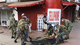 Việt Nam lên án mạnh mẽ vụ đánh bom khủng bố tại Philippines