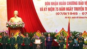 Phát triển khoa học và nghệ thuật quân sự Việt Nam lên tầm cao mới