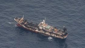 Hải quân Peru đang giám sát khoảng 250 tàu đánh cá Trung Quốc đang diện diện ở ngoài khơi bờ biển nước này. Nguồn: Hải quân Peru