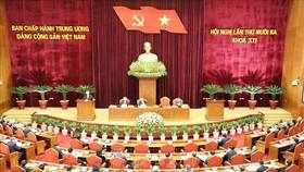 Ngày làm việc thứ hai của Hội nghị lần thứ 13: Ban Chấp hành Trung ương thảo luận dự thảo các báo cáo