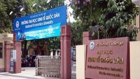 Nhiều sai phạm trong tuyển sinh tại Trường ĐH Kinh tế Quốc dân