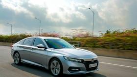 Honda Accord và Honda City giành 4 giải thưởng lớn tại Lễ trao giải ASEAN NCAP Grand Prix Awards 2020