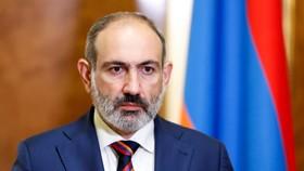 Thủ tướng Armenia Nikol Pashinyan. Ảnh: AP