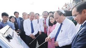 Khánh thành KCN cầu cảng Phước Đông