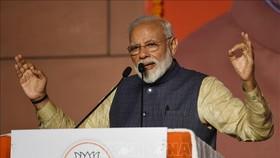 Thủ tướng Ấn Độ Narendra Modi. Ảnh: AFP/TTXVN