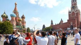 Moscow là một trong những điểm đến ưa thích của khách du lịch