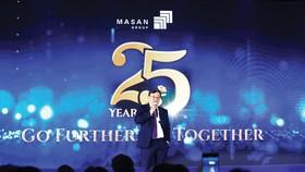 Masan Group tổ chức lễ kỷ niệm 25 năm thành lập