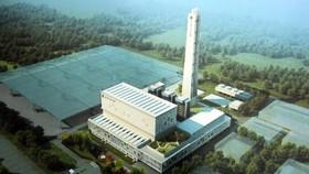 Khánh thành giai đoạn 1 nhà máy xử lý rác tích hợp công suất 2.000 tấn/ngày