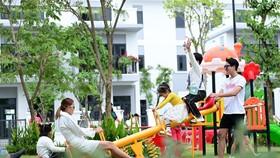 Người mua nhà chi mạnh cho tiện ích tốt cho sức khỏe tại đô thị sinh thái