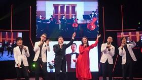 Đêm hòa nhạc kết nối 5 châu ủng hộ Quỹ vaccine thu hút hàng triệu khán giả trong ngoài nước