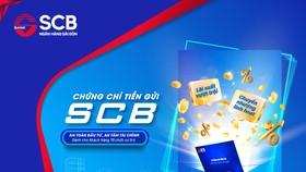 SCB phát hành chứng chỉ tiền gửi mới dành cho khách hàng doanh nghiệp