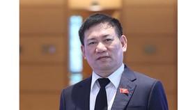 Bộ trưởng Tài chính Hồ Đức Phớc. Ảnh: VGP