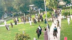 Kabul thất thủ