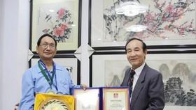 Vĩnh biệt họa sĩ Trương Hán Minh: Đường nét tài hoa