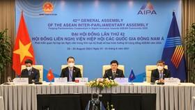 Đoàn đại biểu Quốc hội Việt Nam tham dự phiên họp Đại hội đồng AIPA-42,  thông qua nghị quyết về giảm thiểu tác động của biến đổi khí hậu