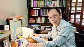 Nhà văn Nguyễn Thế Quang