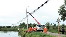 EVNSPC tiếp tục cảnh báo sự cố, tai nạn điện trong dân