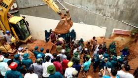 Hà Giang: Sạt lở đất, 2 trẻ thiệt mạng
