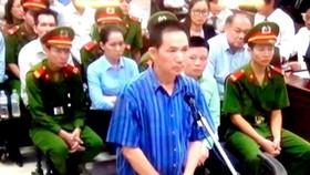 Bị cáo Trần Văn Bình