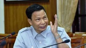 Ông Nguyễn Minh Mẫn được phép họp báo việc cá nhân
