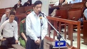 Nguyên kế toán trưởng PVN Ninh Văn Quỳnh khai chỉ nhận 20 tỷ đồng