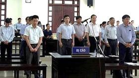 Y án 13 năm tù đối với ông Đinh La Thăng