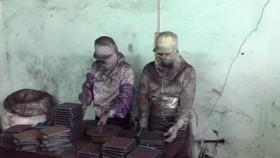 Bắt thêm 1 giám đốc trong vụ chế thuốc Vinaca từ bột than
