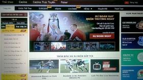 Bộ Công an yêu cầu đấu tranh quyết liệt với mọi hành vi lợi dụng bóng đá để cá độ, cờ bạc