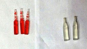 6 anh em uống thuốc chuột vì tưởng thuốc bổ