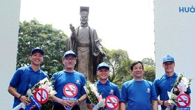 Quang Hải, Văn Hậu kêu gọi từ bỏ thuốc lá, còn Bùi Tiến Dũng thì sao?