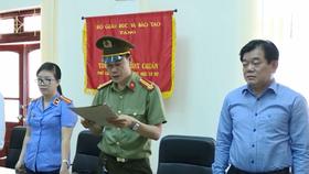 Kiên quyết xử lý Giám đốc Sở GD- ĐT Sơn La, không cho nghỉ hưu