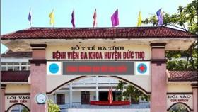 Bệnh viện đa khoa huyện Đức Thọ