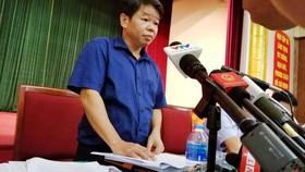 Tổng giám đốc Công ty nước sạch sông Đà bị mất chức
