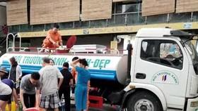 UBND TP Hà Nội: Nước sông Đà đầu nguồn đã đạt quy chuẩn nhưng khuyến cáo chỉ dùng tắm, giặt