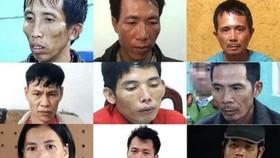 Tội ác chồng chất của 9 bị can trong vụ sát hại nữ sinh giao gà ở Điện Biên