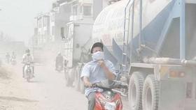 """Không khí ô nhiễm rất nguy hại - tại con người hay """"ông trời""""!?"""