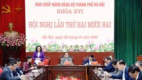 Hơn 1.000 đảng viên và tổ chức đảng của Hà Nội bị kỷ luật