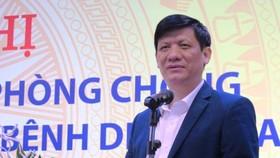 Phó trưởng Ban Tuyên giáo Trung ương Nguyễn Thanh Long trở lại làm Thứ trưởng Bộ Y tế