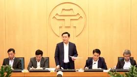 Bí thư Thành ủy Hà Nội: Đây là lúc thử thách bản lĩnh của người đứng đầu các cấp