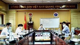 Tập trung lực lượng dập dịch Covid-19 tại Bệnh viện Bạch Mai
