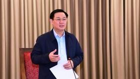 Hà Nội đề nghị kéo dài thời gian cách ly xã hội tới ngày 30-4