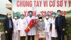 Cô gái ở Hà Giang được công bố khỏi bệnh Covid-19
