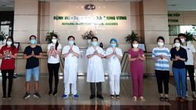 90% số bệnh nhân Covid-19 tại Việt Nam khỏi bệnh
