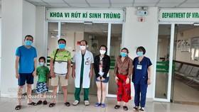 74 ngày không có ca bệnh mới trong cộng đồng, thêm 5 bệnh nhân Covid-19 khỏi bệnh