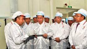 Bí thư Thành ủy Hà Nội: Khu Công nghệ cao Hòa Lạc không được ngồi chờ các nhà đầu tư